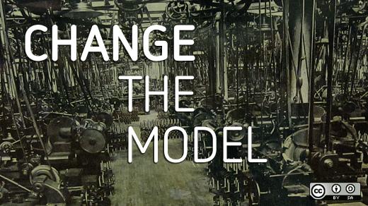 ビジネスモデルのテンプレートを公開