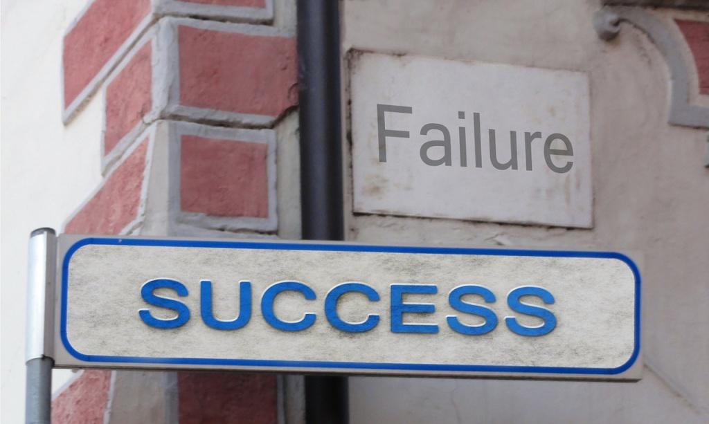 成功を遠ざける3つの事